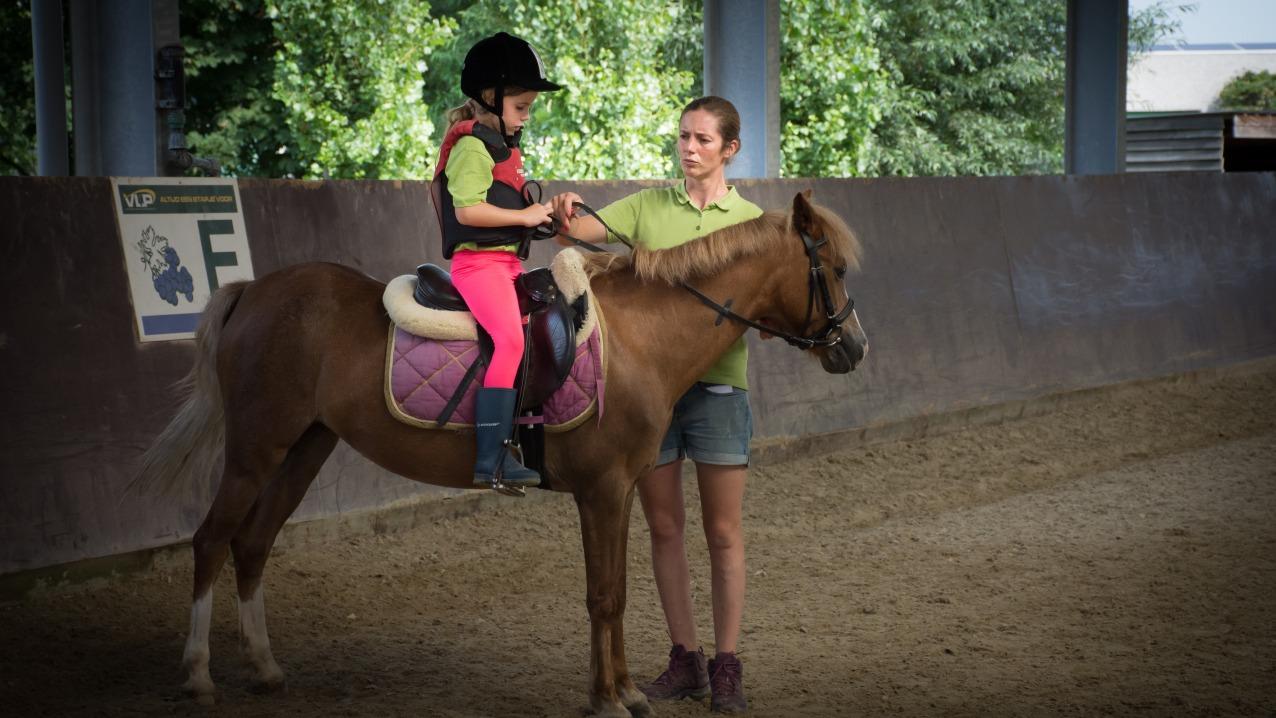 Pony- & Paardrijlessen